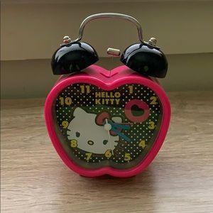 Small hello kitty alarm clock